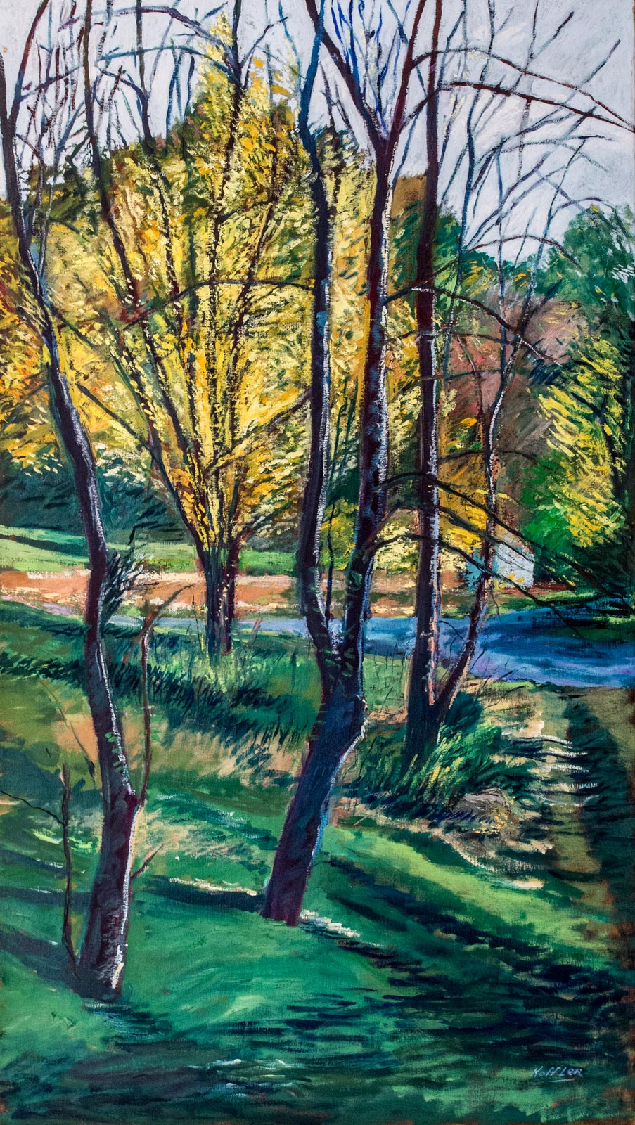 Robert-Steven-Koffler---Art-Catalog_Fall_Trees_2004_25x44